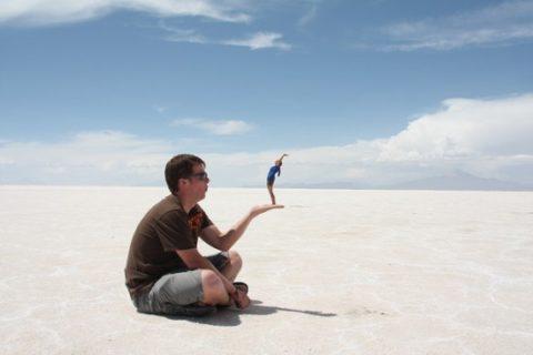 観光だけじゃない!あのウユニ湖は高品質キヌアの名産地