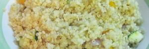 栄養バランスキヌア