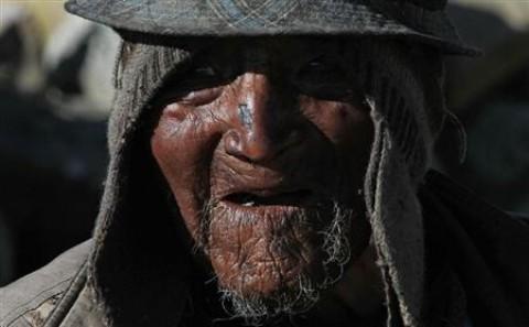 長寿の秘訣はキヌアに!ボリビアの史上最高齢