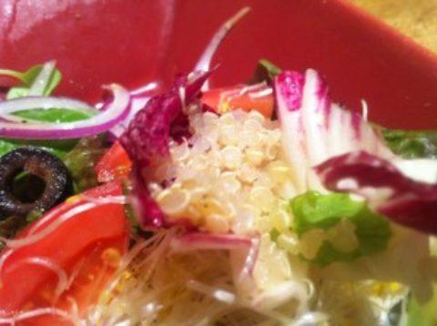ヘルシーで美味!渋谷ヒカリエでキヌアを食べる