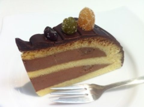 吉祥寺のケーキ屋さんでキヌアメニューを発見
