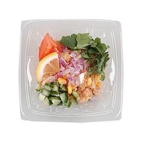 キヌアのエスニック風サラダ
