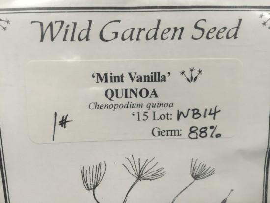 Wild Garden Seed